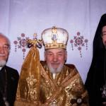 Kyr Izydor, Metropolitan Volodymyr and Archimandrite Serge Keleher
