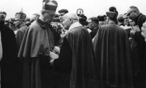 З кардиналом С. Вишинським