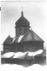 Храм у 1935 році